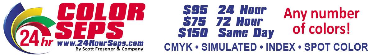 24 Hour Seps Logo